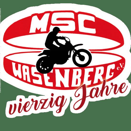 MSC Wasenberg 40 Jahre Jubiläum