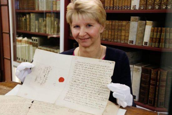 Briefe von Wilhelm Grimm: Wertvoller Zuwachs für die Sammlung der Universitätsbibliothek Kassel