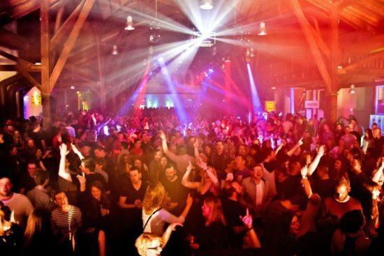 90er Party Warburg 31.3.2018