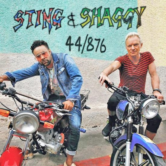 STING & SHAGGY - 44/876 (Universal)