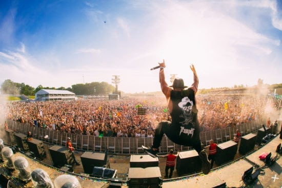 Mainstage with TimmyTrumpet ©Amol Raval