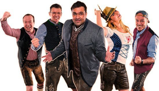 O'zapft is! - Sommerwiesn in Homberg 2018