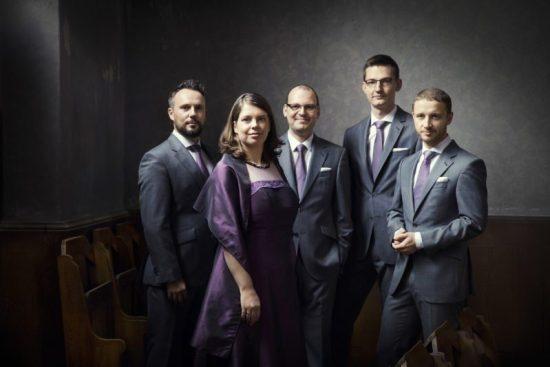 Calmus Ensemble 2016 Irène Zandel