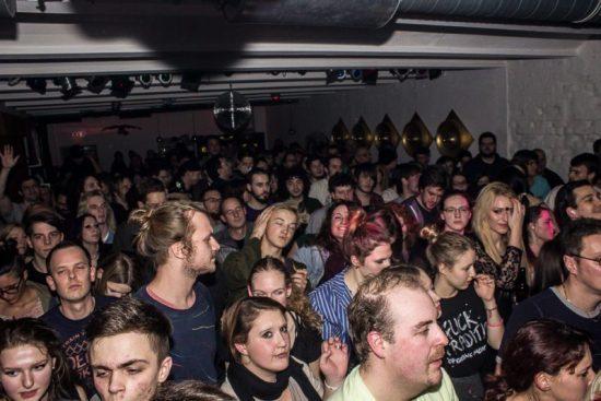 Auch die Konzerte im A.R.M. zogen zahlreiche Feierwütige an. Ist damit nun bald Schluss?