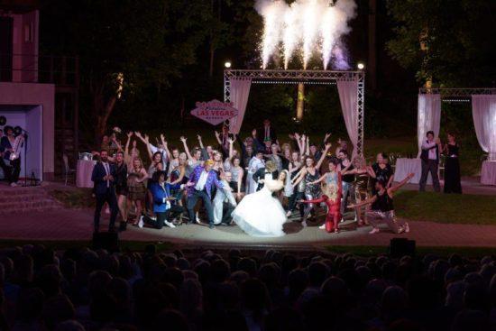 Eine Hochzeit zum Verlieben (The Wedding Singer) in derFreilichtbühne Bökendorf