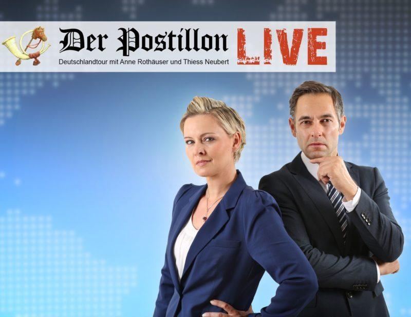 Erster veganer Zoo! - Der Postillon live in der Paderborn