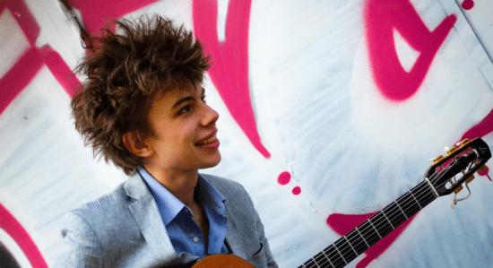 Antoine Boyer Nacht der Gitarren