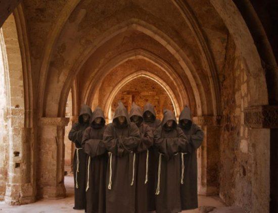 Musikalische Einheit - The Gregorian Voices in Warburg