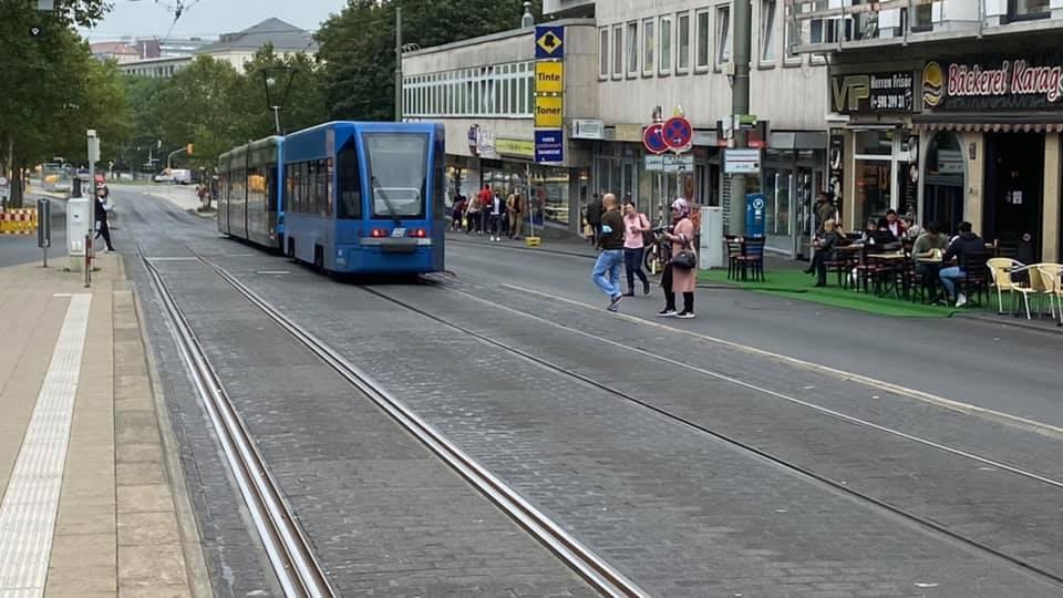Untere Königststraße Kassel - Fußgängerzonen Experiment 05 - (c) Ernesto Plantera