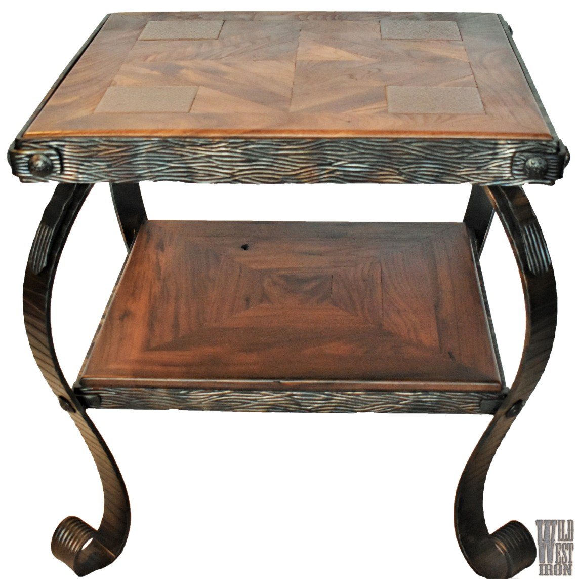 End Table Variation Four Front