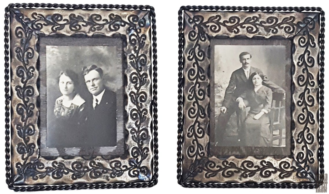 Metal Picture Frame Front