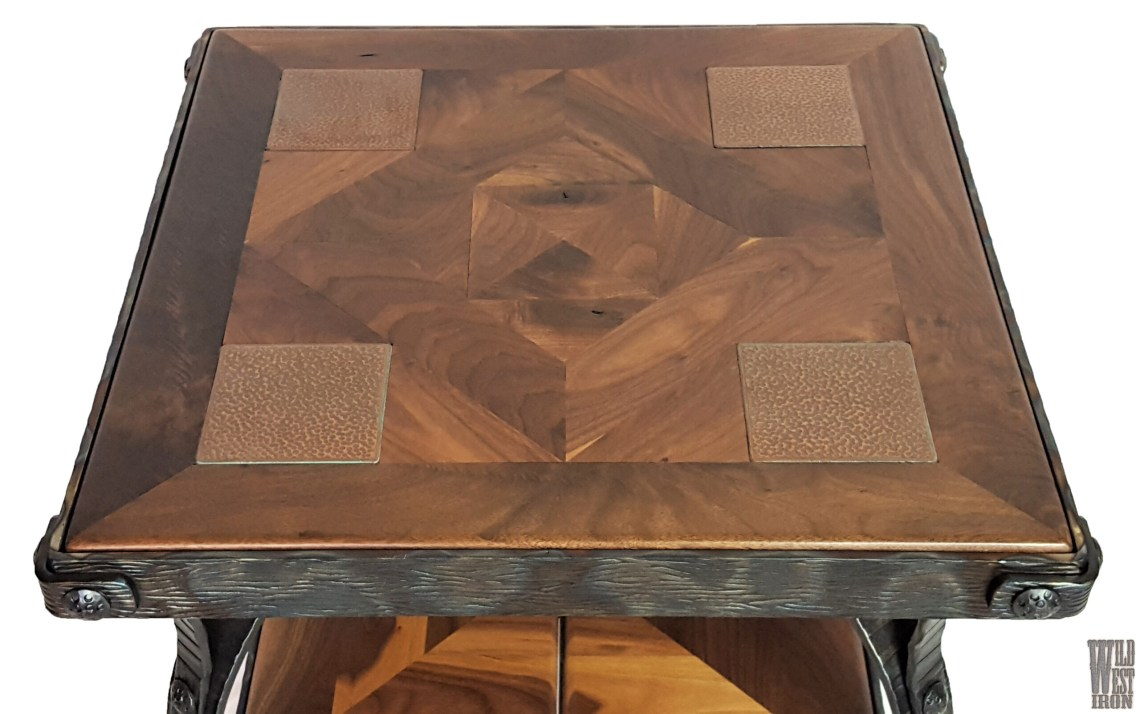 End Table Variation Five Top