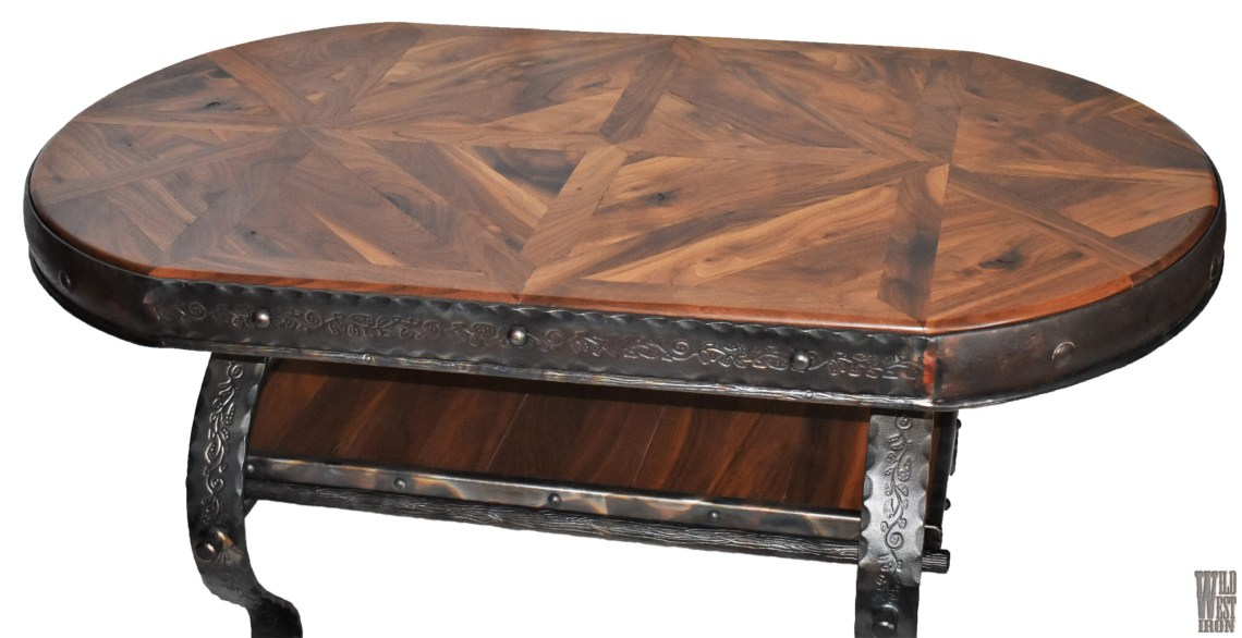 Oval Coffee Table Variation One Top