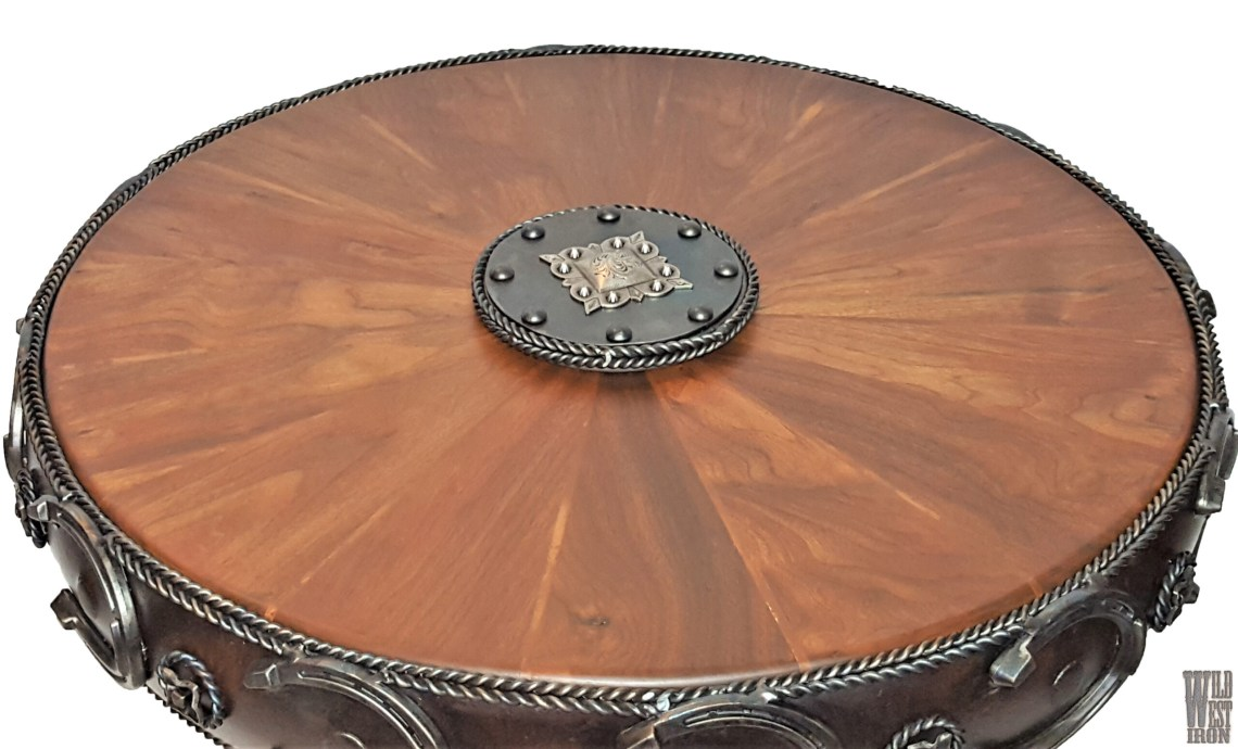 Round Coffee Table Variation Four Top