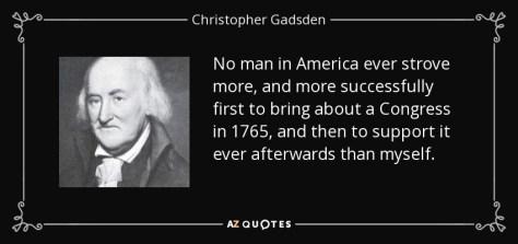 gadsden quote