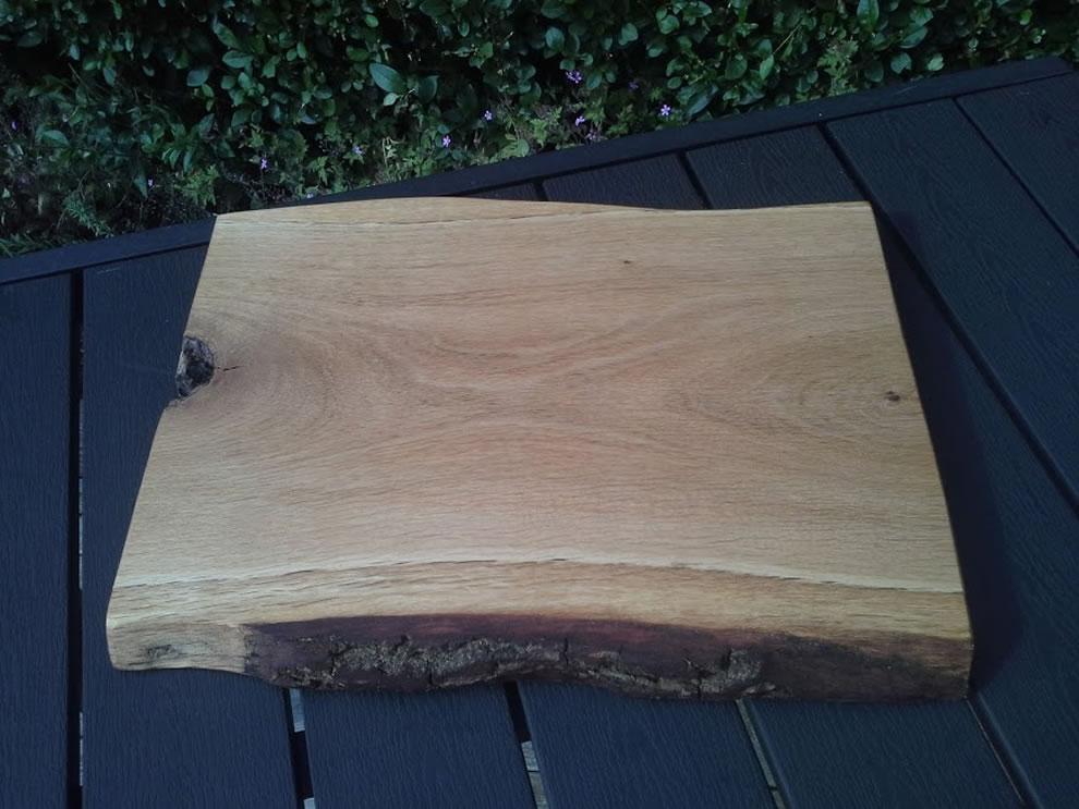 Hardwood Cheese Breadboard Oak