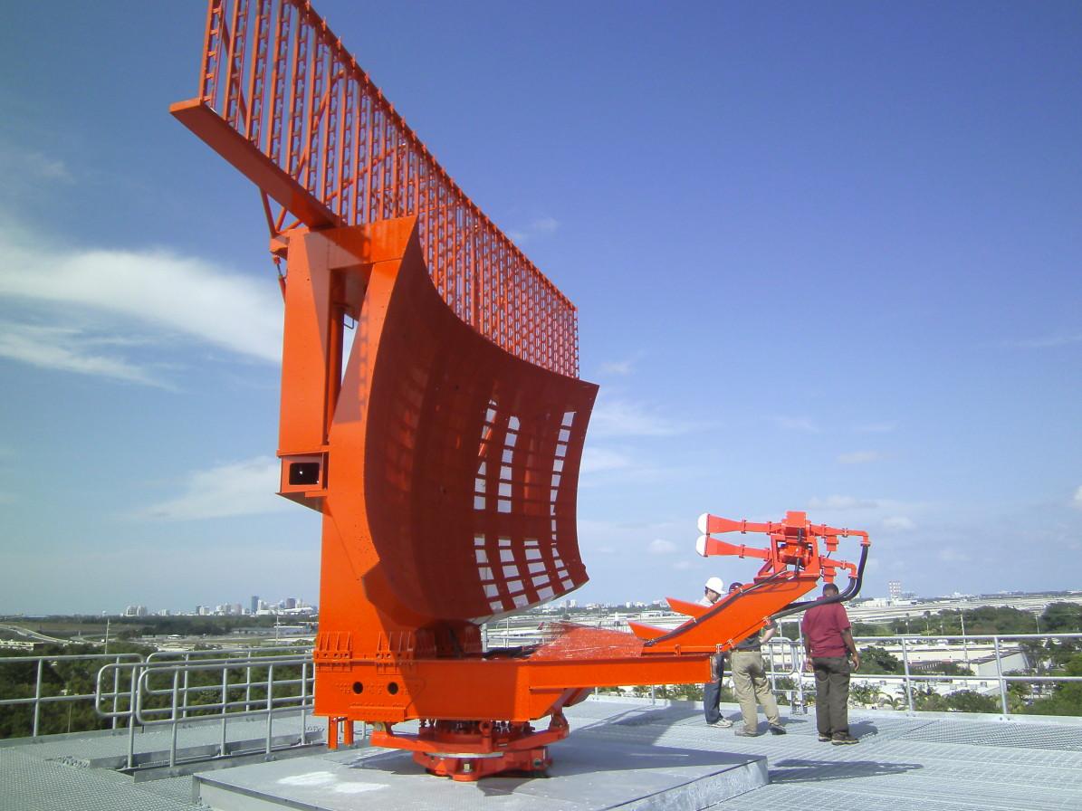 Air Surveillance Radar Tower Asr 9