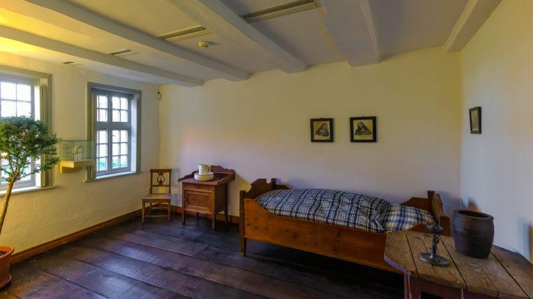Zimmer von Wilhelm Busch