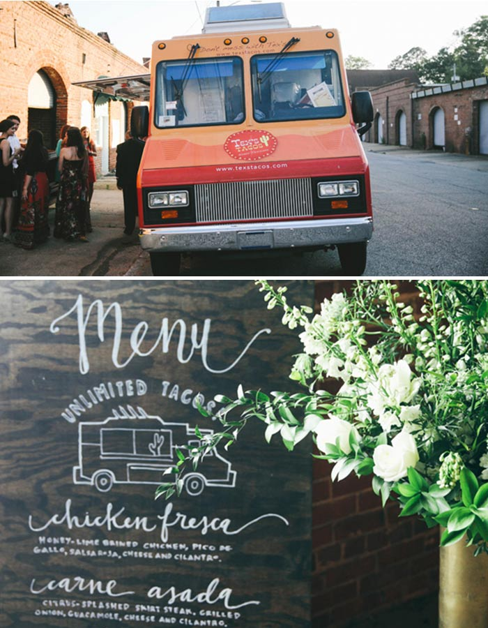 These Wedding Food Trucks Will Make You Want To Skip The 3-Course Meal