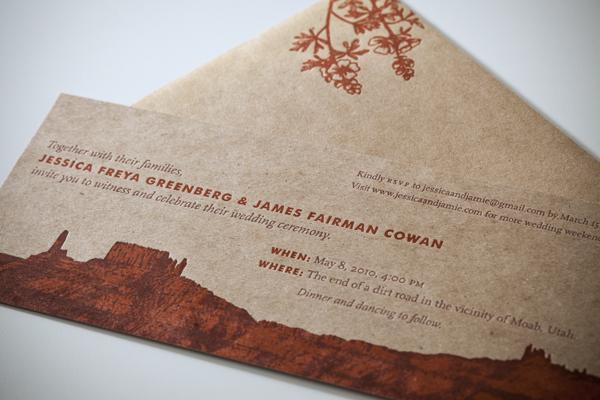 Inexpensive Custom Invitations