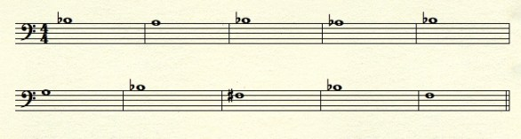 Sustained Long Tones