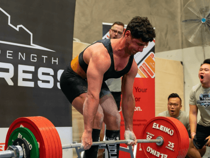Deadlift corrections to fix your lockout and spare your back