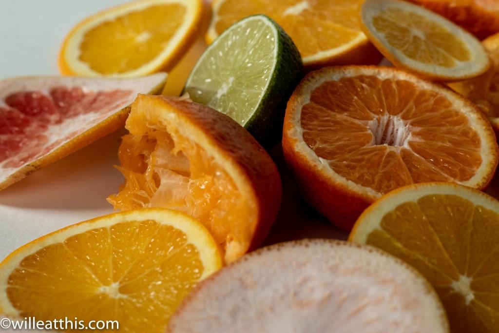 Citrus for st. clements