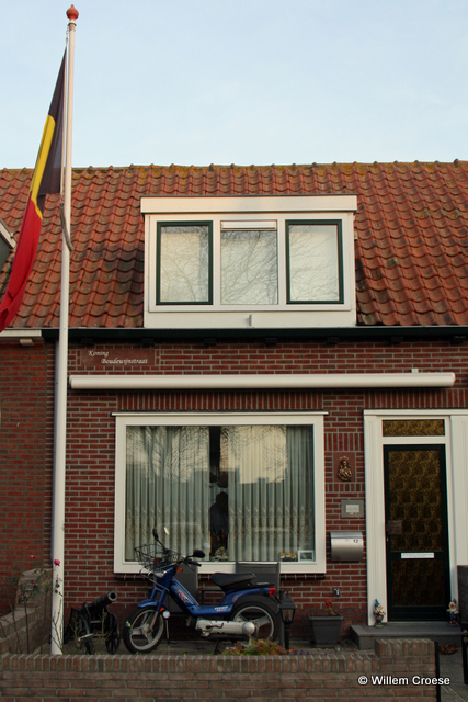 Verdwaalde Belg in Volendam? - Willem Croese