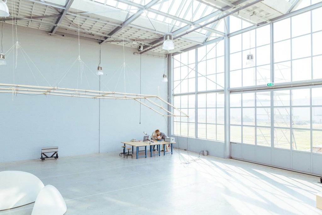 Studio Roosegaarde Rotterdam Merwevierhaven M4H