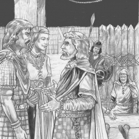 Illustration from King Lear