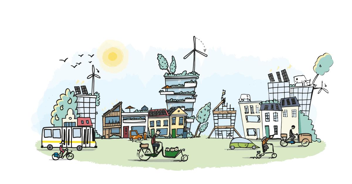 Climate city Sint-Niklaas