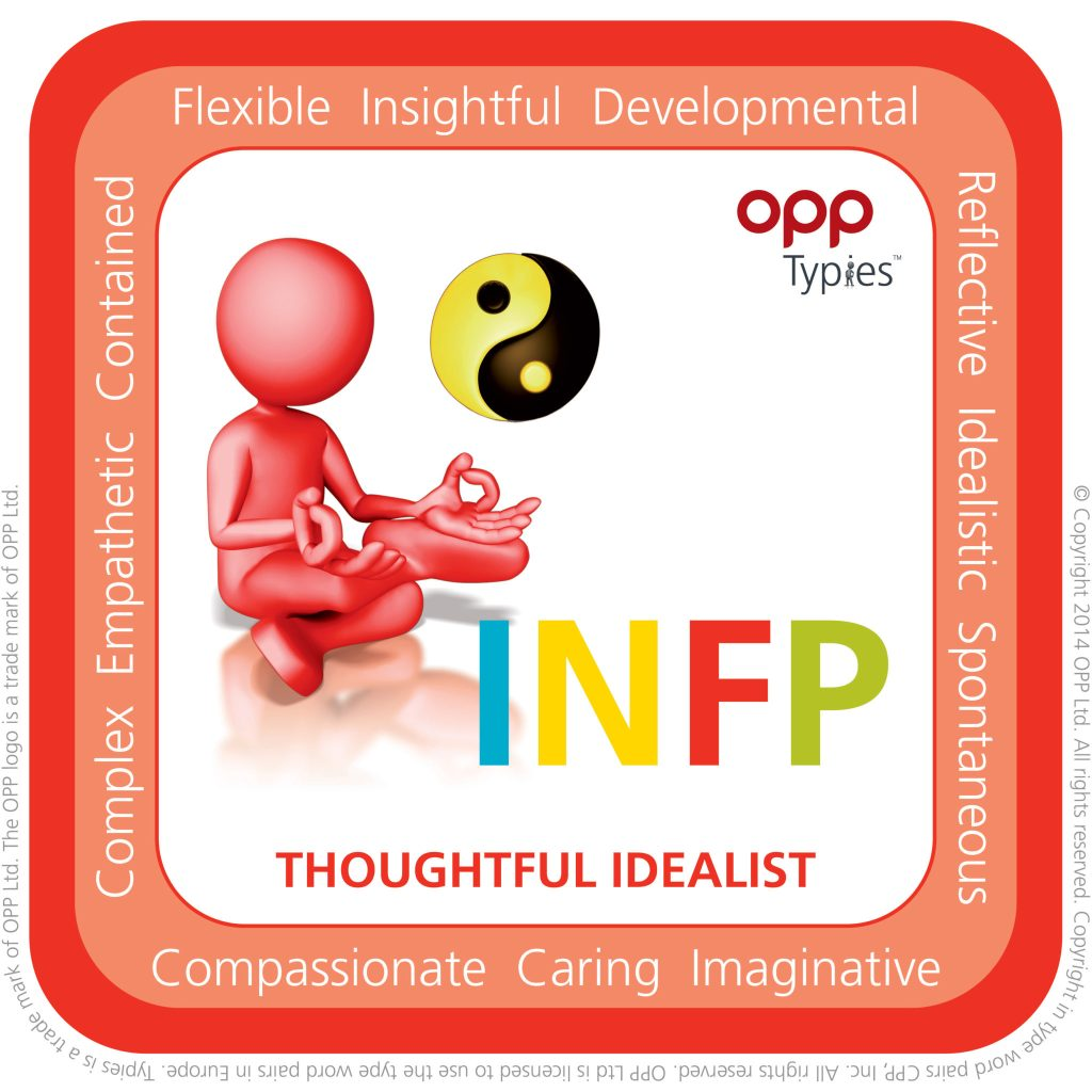 INFP Typie, willerby hill hr, hr advice hull, mbti east yorkshire, mbti hull