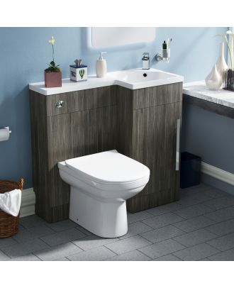 https www willesdenbathrooms co uk index php velanal right hand wood grey vanity sink and nebra toilet combo unit html