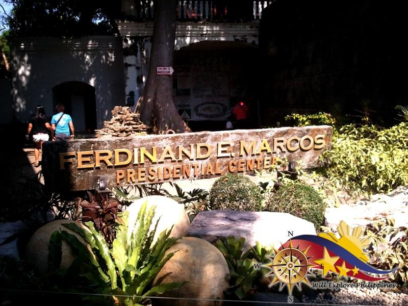 Ferdinand Marcos Museum Ilocos Norte