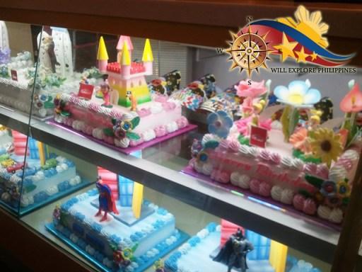 Best Cakes In Davao City
