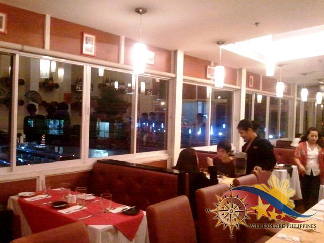 Dining Area Te Qiiero Restaurant Microtel Baguio
