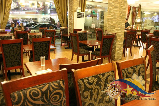 Gustav Cafe Angeles City Dining Area 6