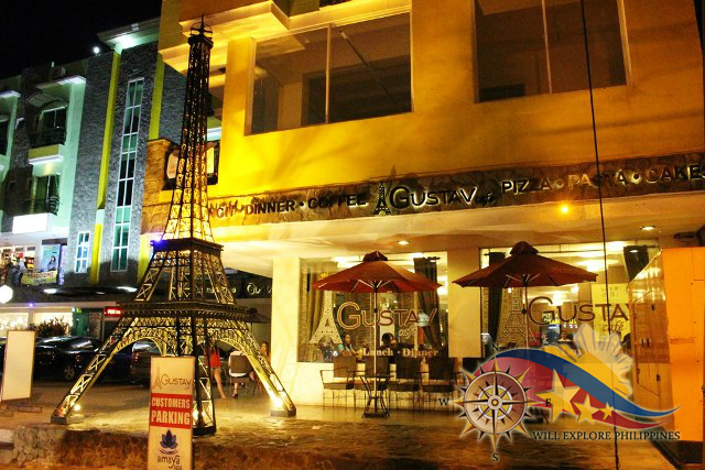 Gustav Cafe Balibago Angeles City Facade