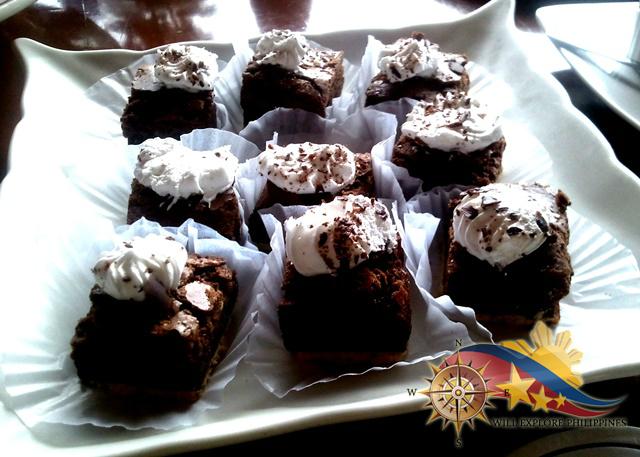 Mud Pie Dessert at The Manor Camp John Hay Baguio City