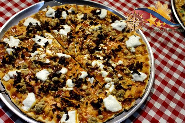 HistoricCamaligRestaurantMarcos3WayKapampanganPizza