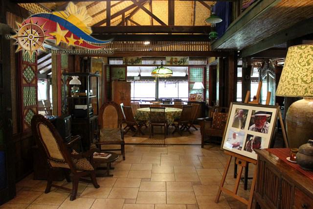 Abe's Farm Magalang Pampanga Dining Room 1