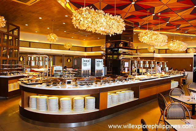 Chef Laudico's Feast Buffet in SM City Clark Pampanga