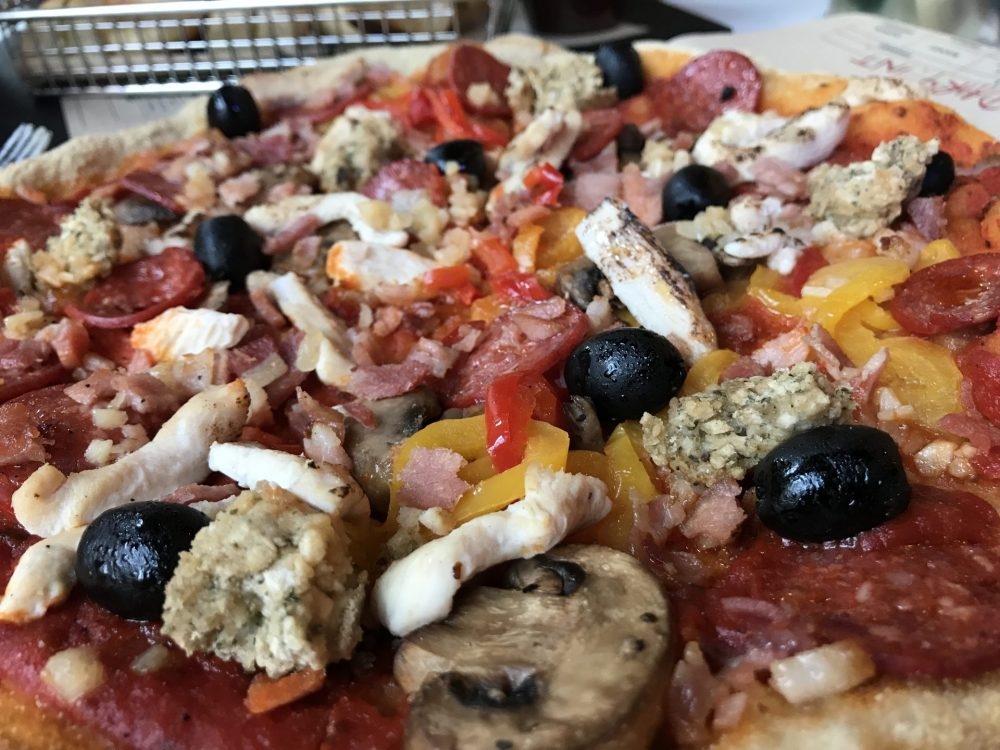 Pizzastorm Nottingham Will Flirt For Food