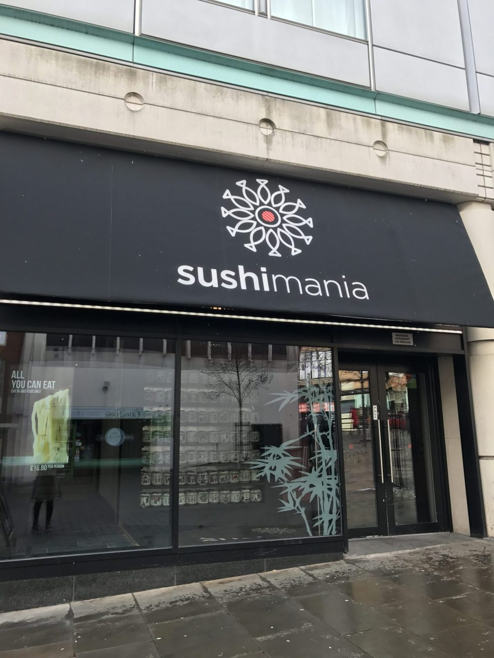 sushimania nottingham