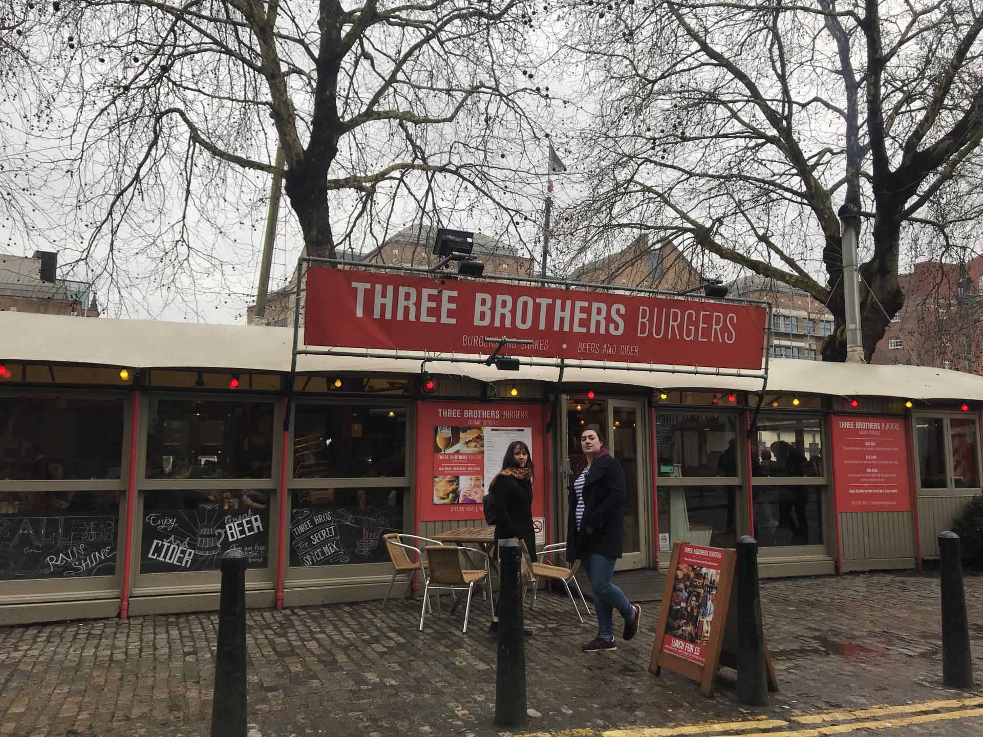 Three Brothers Burgers