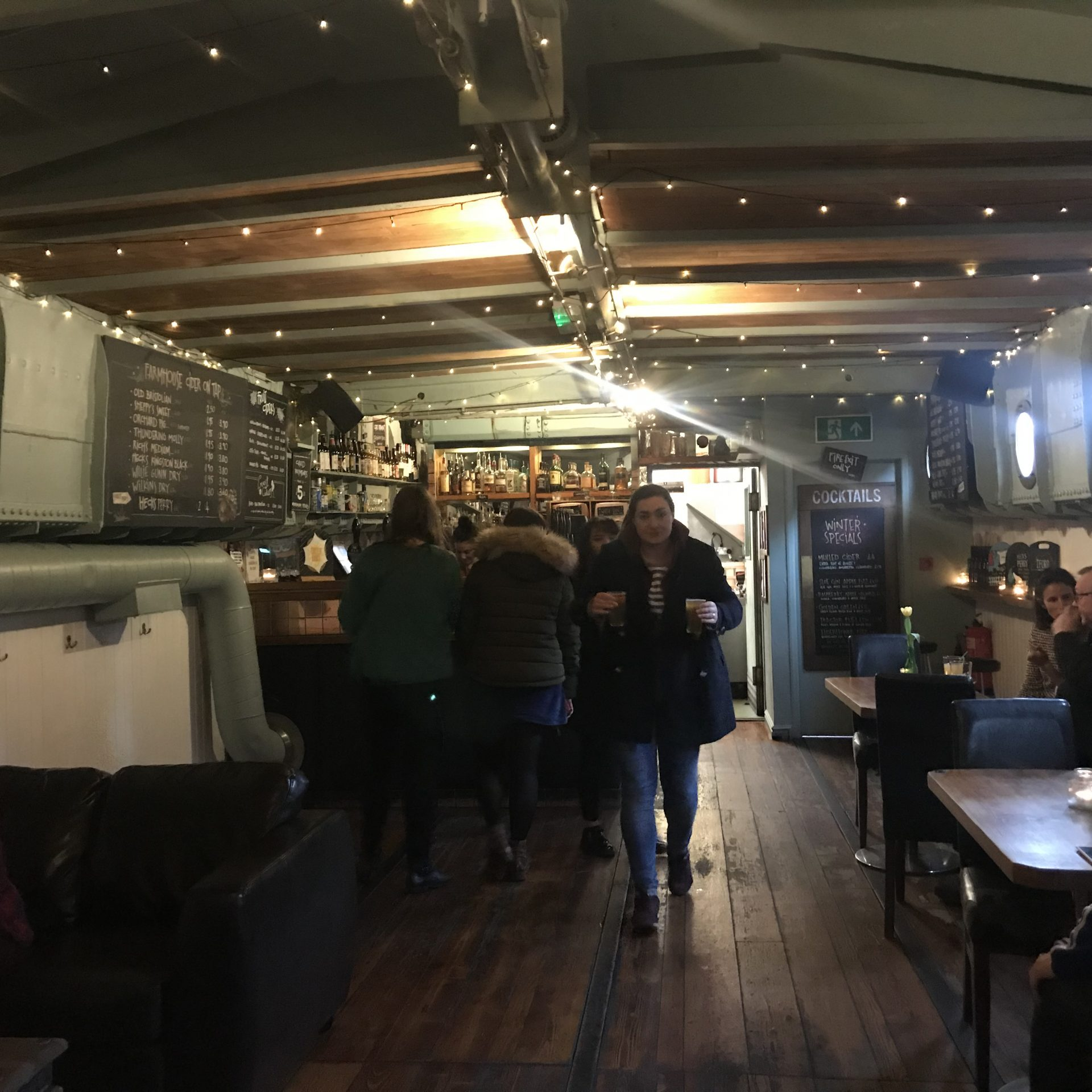 Inside The Apple, Bristol