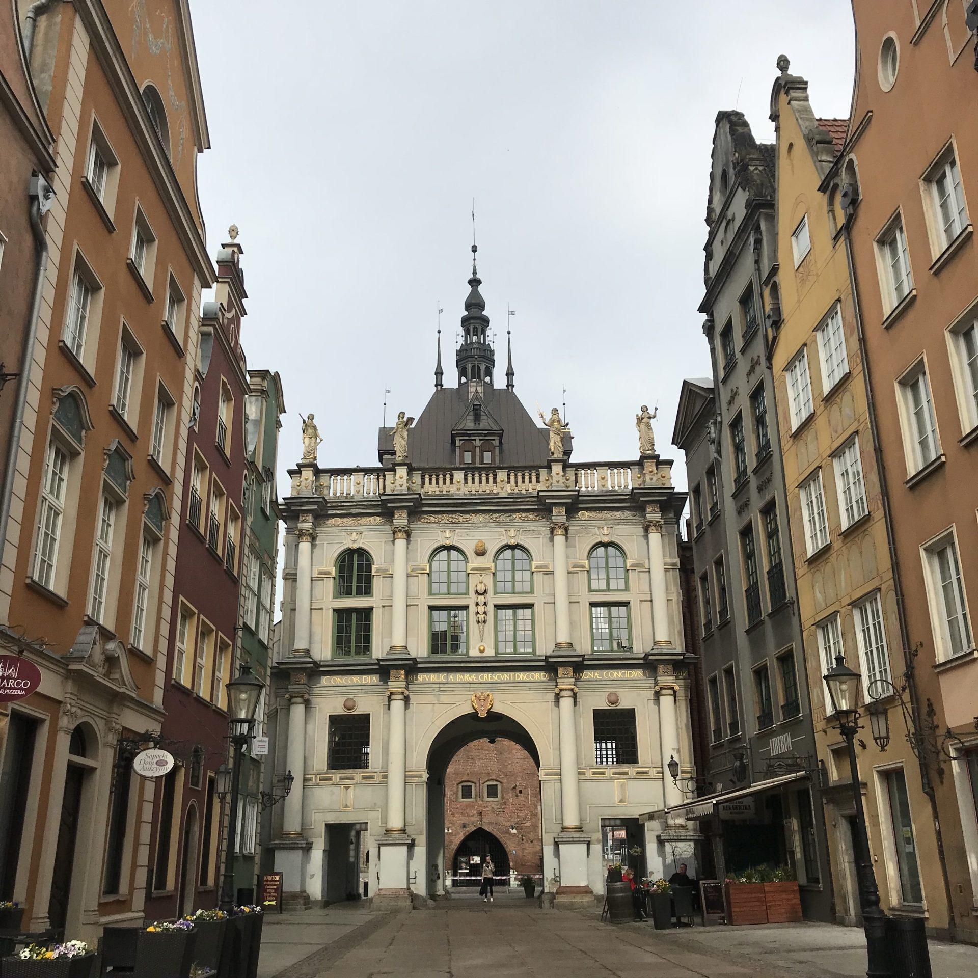 City Gates, Gdansk