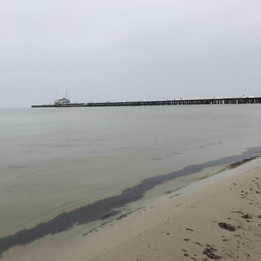 Sopot Pier from the beach