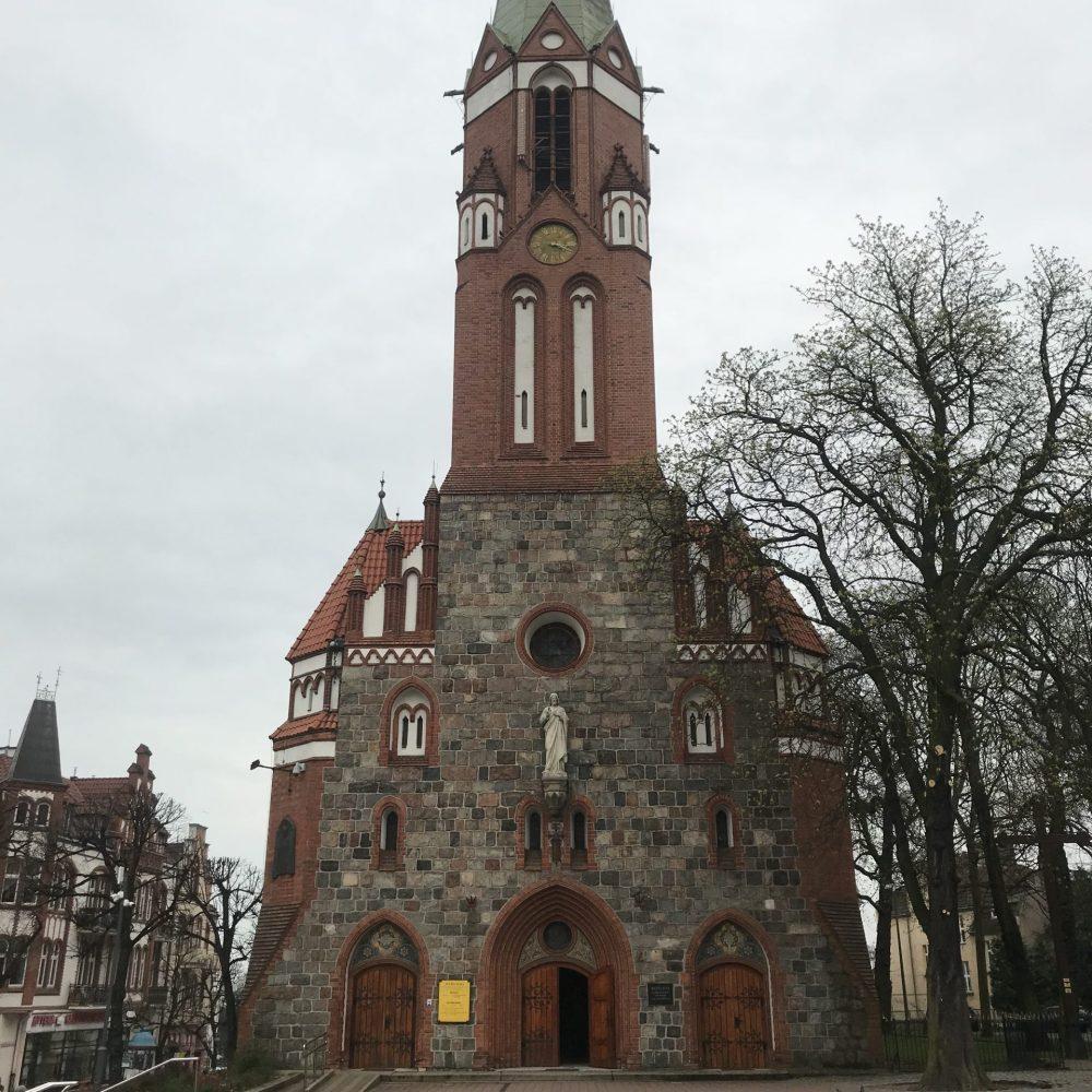Oliwa Cathedral, Sopot