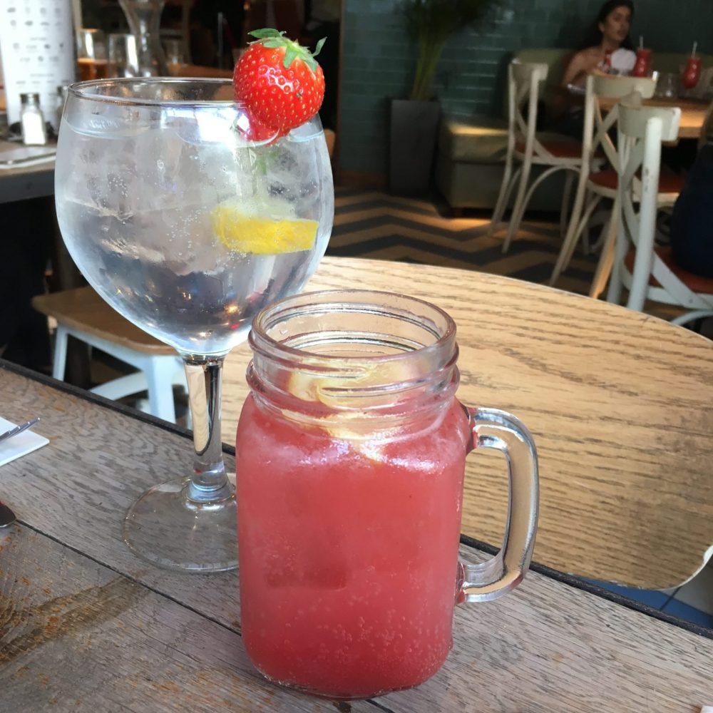 cocktails at revolution